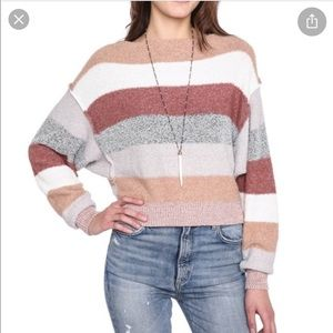 Free people candy land pullover